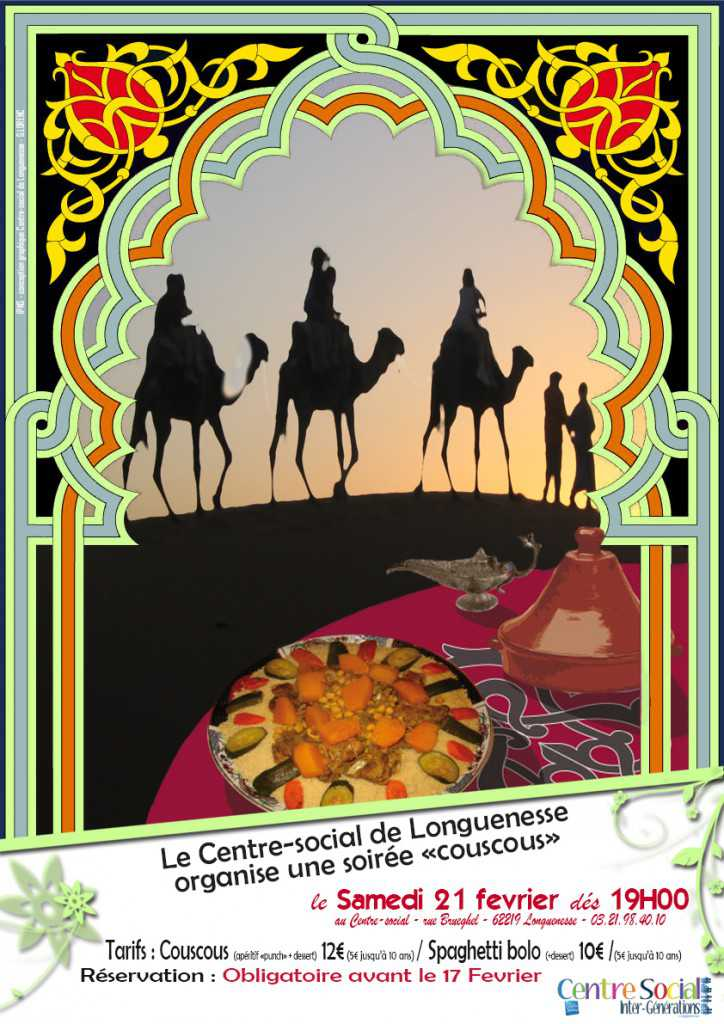 affiche_soiree couscous 02-2015